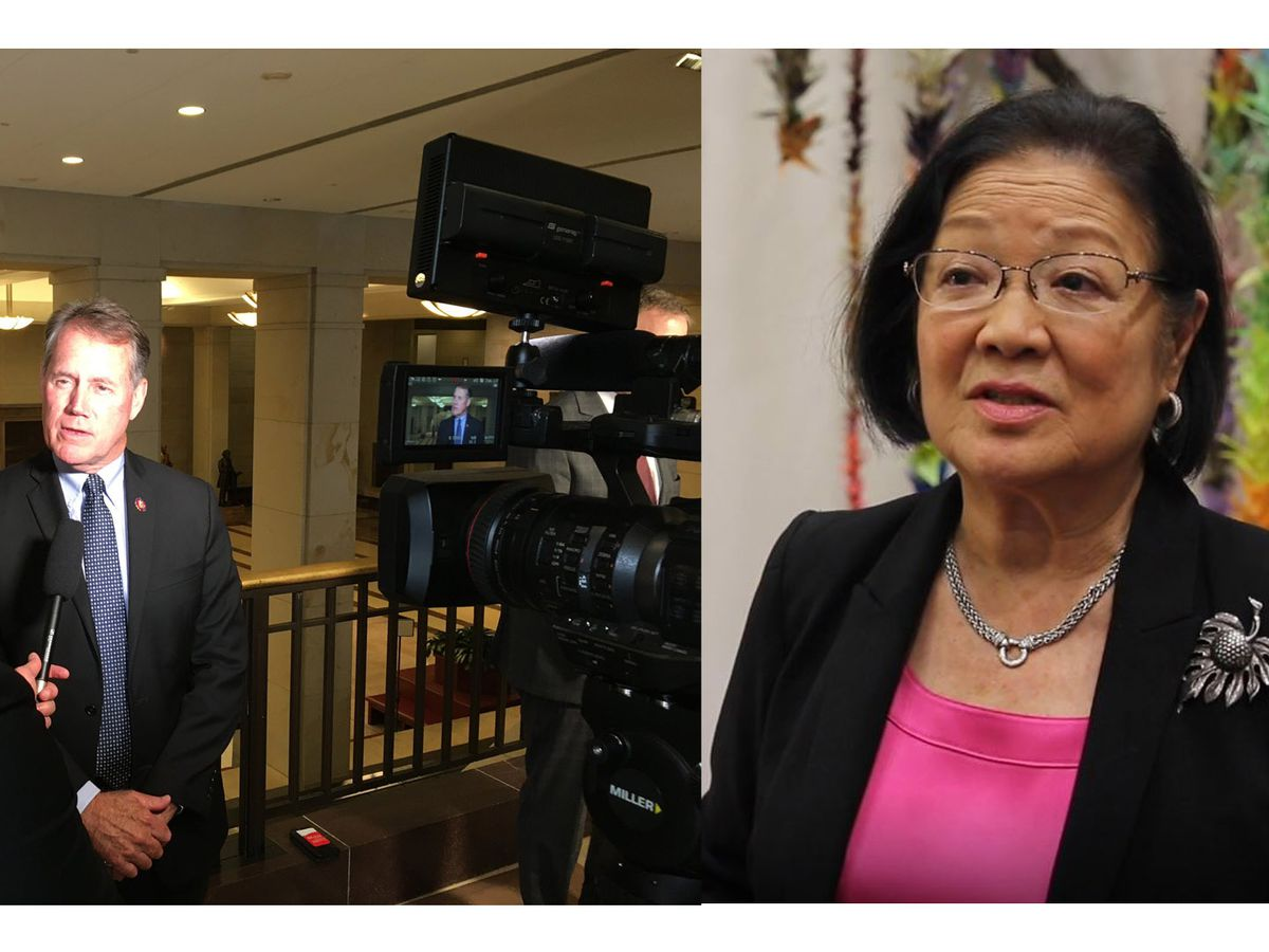 Hirono draws heat for calling President Trump's supporters 'white supremacists'