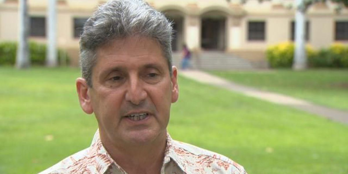 UH president appointed as interim Manoa chancellor