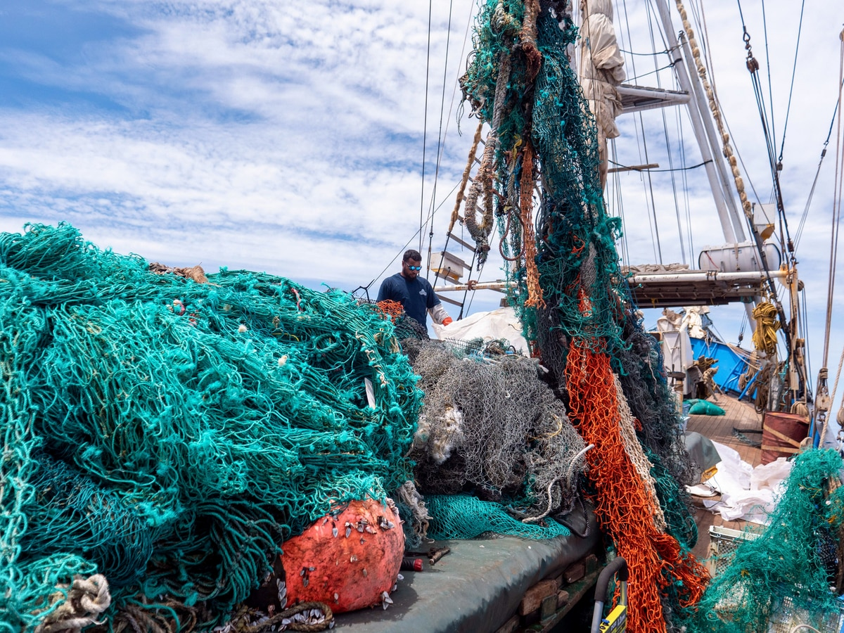 67 more tons of marine debris has been removed from the Pacific