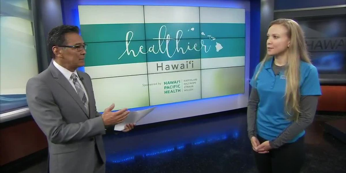 Healthier Hawaii: Plant-based diet