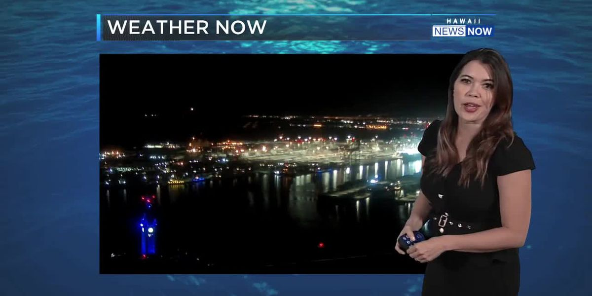 10 PM Weather with Meteorologist Jennifer Robbins