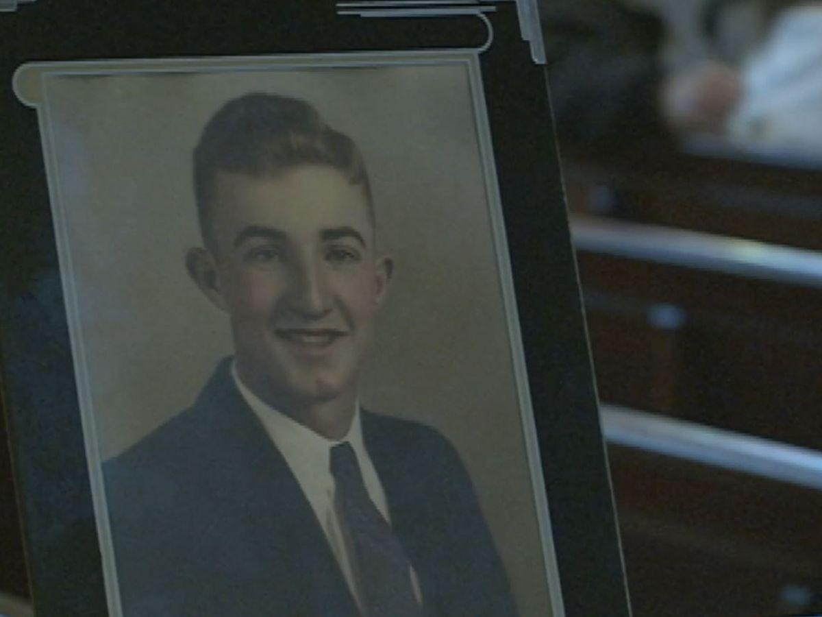 Sailor who died in attack on Pearl Harbor finally laid to rest in hometown