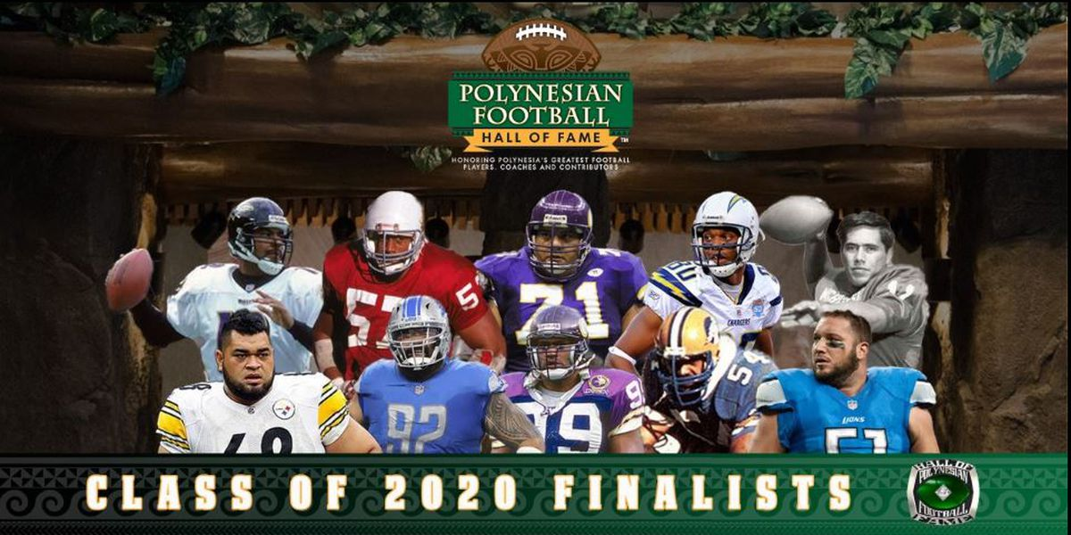 Polynesian Football Hall of Fame announces Class of 2020 finalists