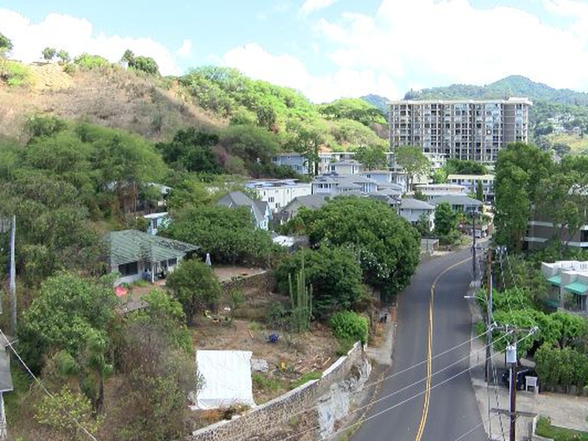 For a 3rd straight month, the median price of a home on Oahu hit a new record high
