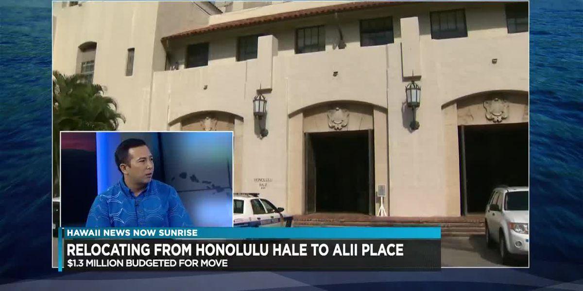 Honolulu city council candidate Trevor Ozawa talks about upcoming election