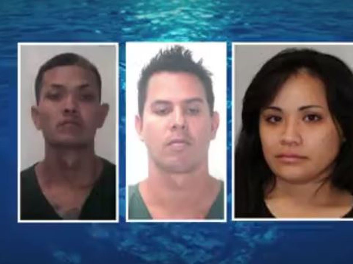 4 arrested in connection with apparent carjacking at HNL airport
