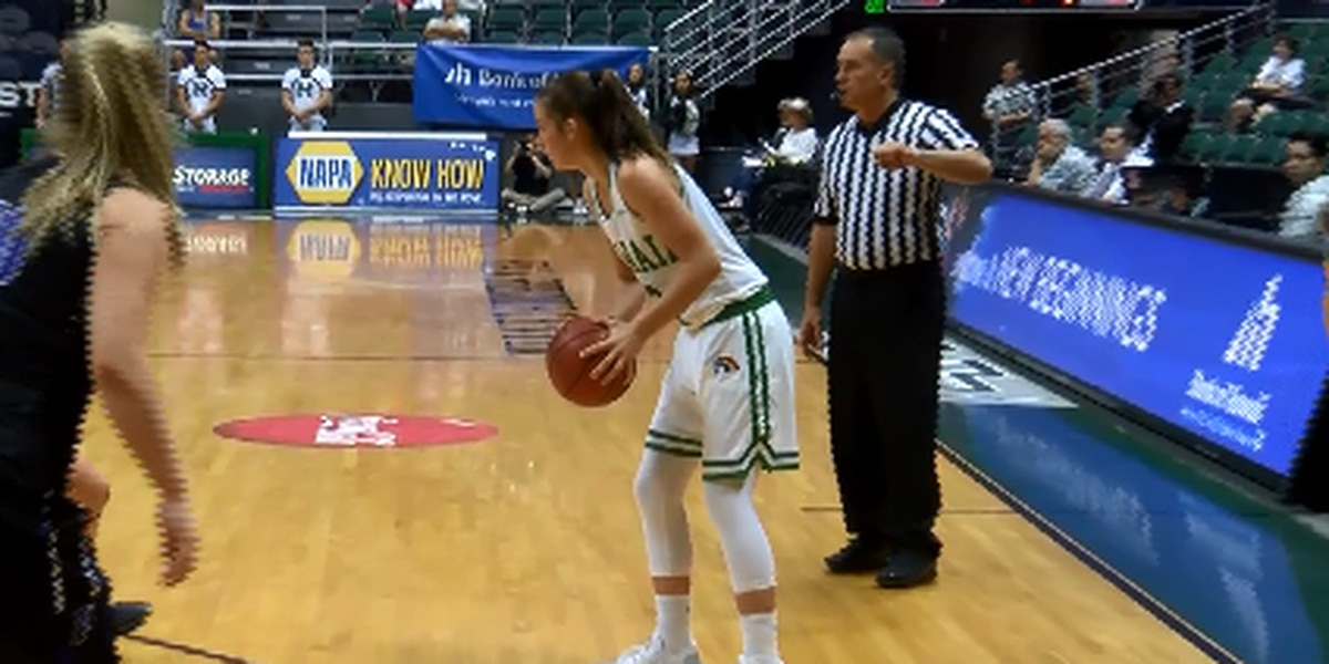 'Bows fall to 0-4 after 72-65 loss to Portland