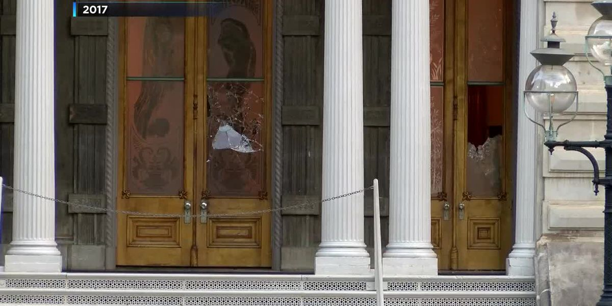 Officials continue to see vandalism and damage to Iolani Palace