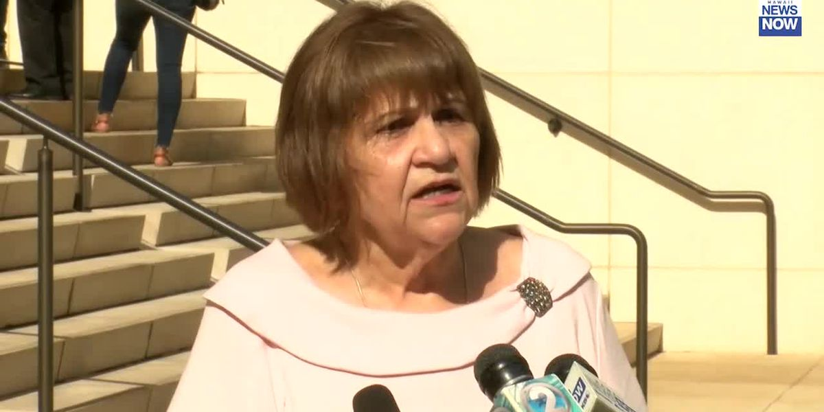 Daughter of elderly woman victimized by Kealohas reads statement on late mother's behalf