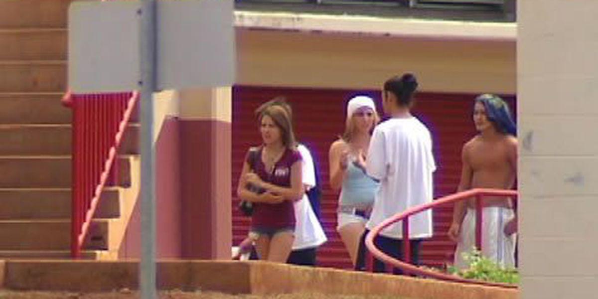Stabbing at Kalani High School, student arrested