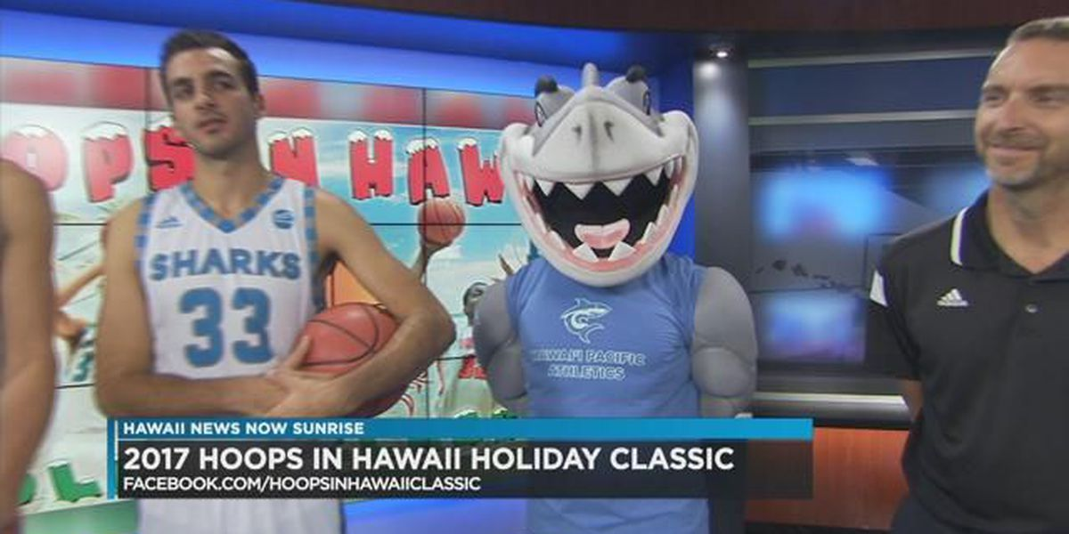 Hawaii's first NCAA Tournament to be held at The Hawaii Convention Center