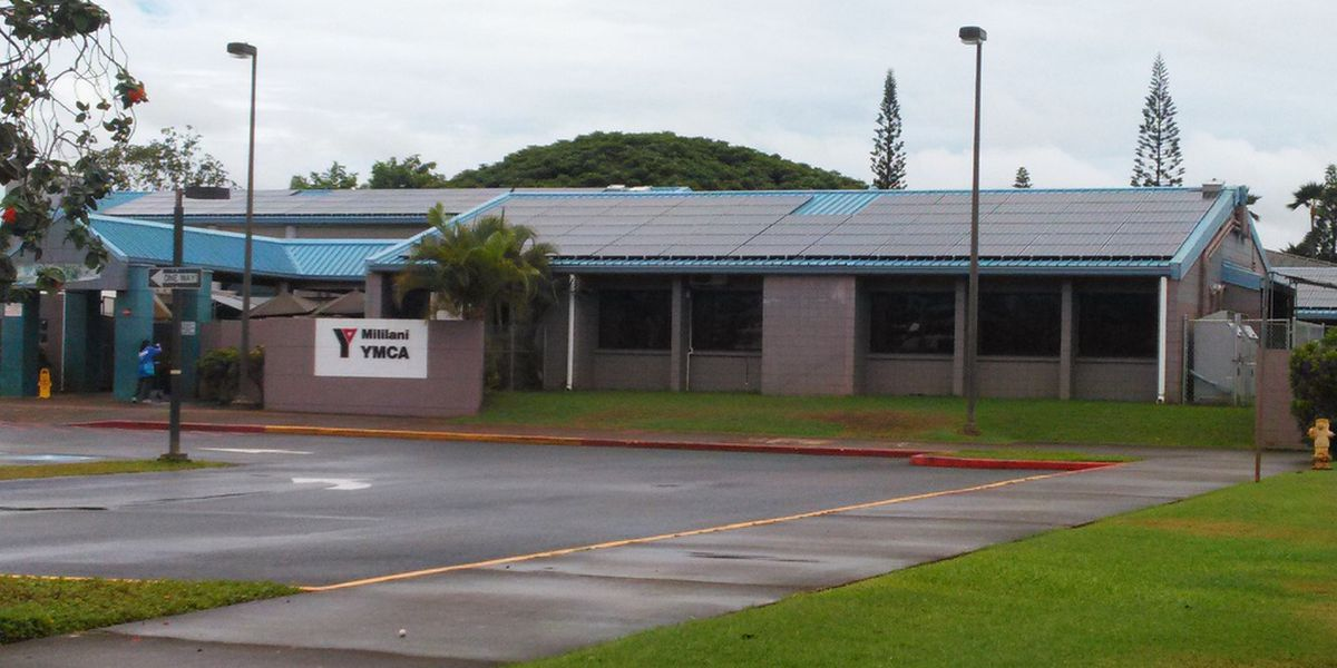 Fire extinguisher 'accidentally discharged' at Mililani YMCA; 4 taken to hospital