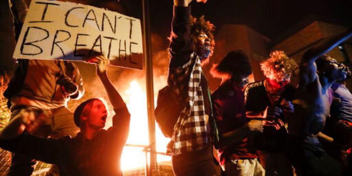 George Floyd protests: National Guard mobilized in Atlanta; fatal shooting in Detroit