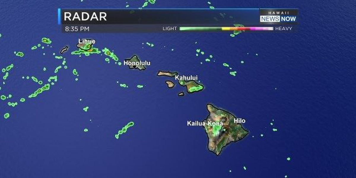Flood Advisory expires on Kauai