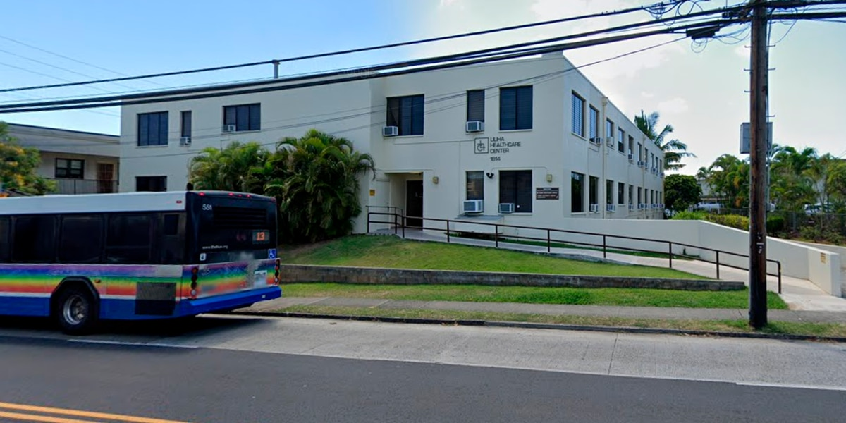 Health officials tracking outbreak of COVID-19 cases at Liliha nursing home
