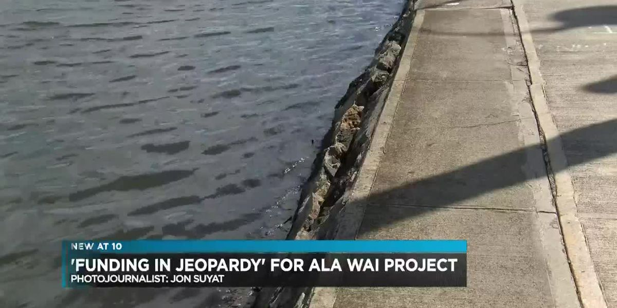 City: $224M 'in jeopardy' if controversial Ala Wai watershed project doesn't proceed