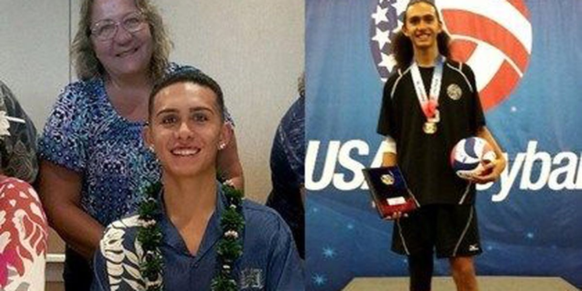 UH Men's Volleyball Signs Local Prep Standout For 2017