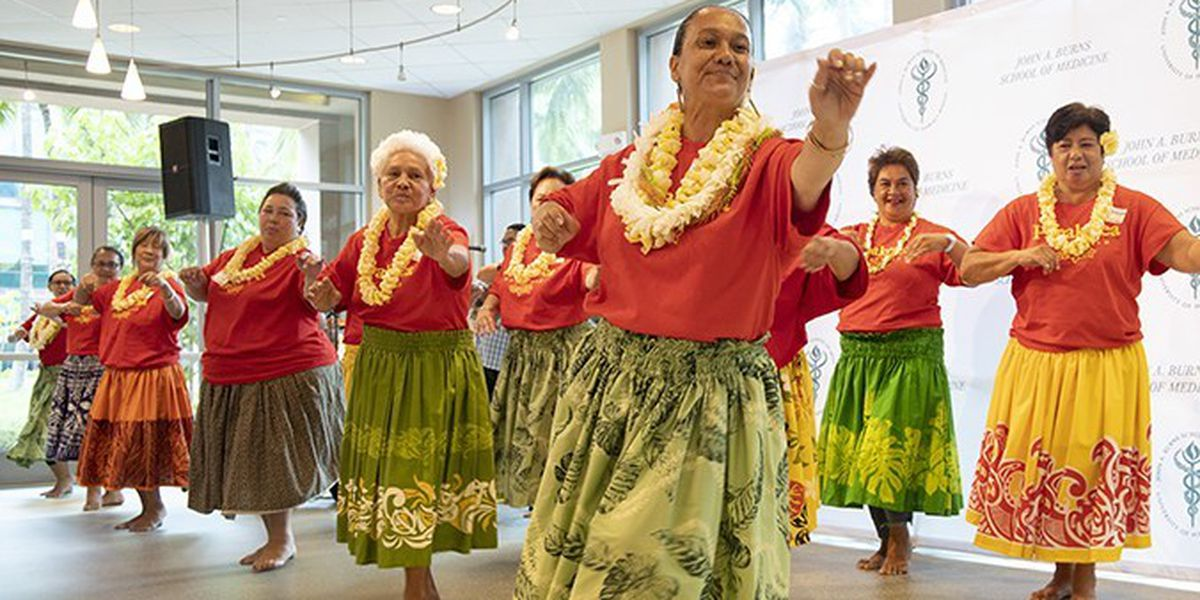 Study finds hula can 'significantly' reduce risk for heart disease