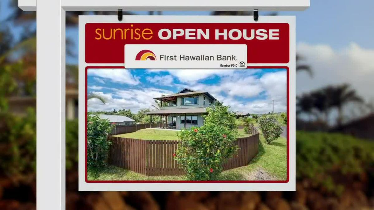 Sunrise Open House: Hilo