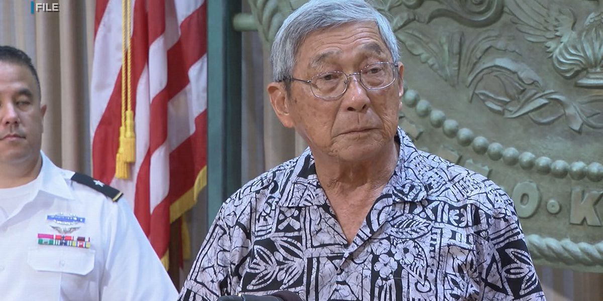 Hawaii mayor says virus command post will oversee operations