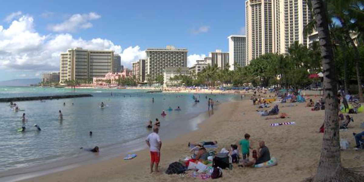 State: Hawaii saw a $23M drop in visitor spending last month
