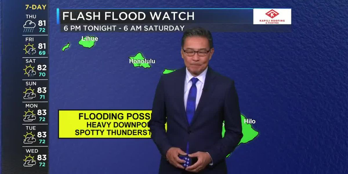 HNN Morning Web Weather Thursday, May 6, 2021
