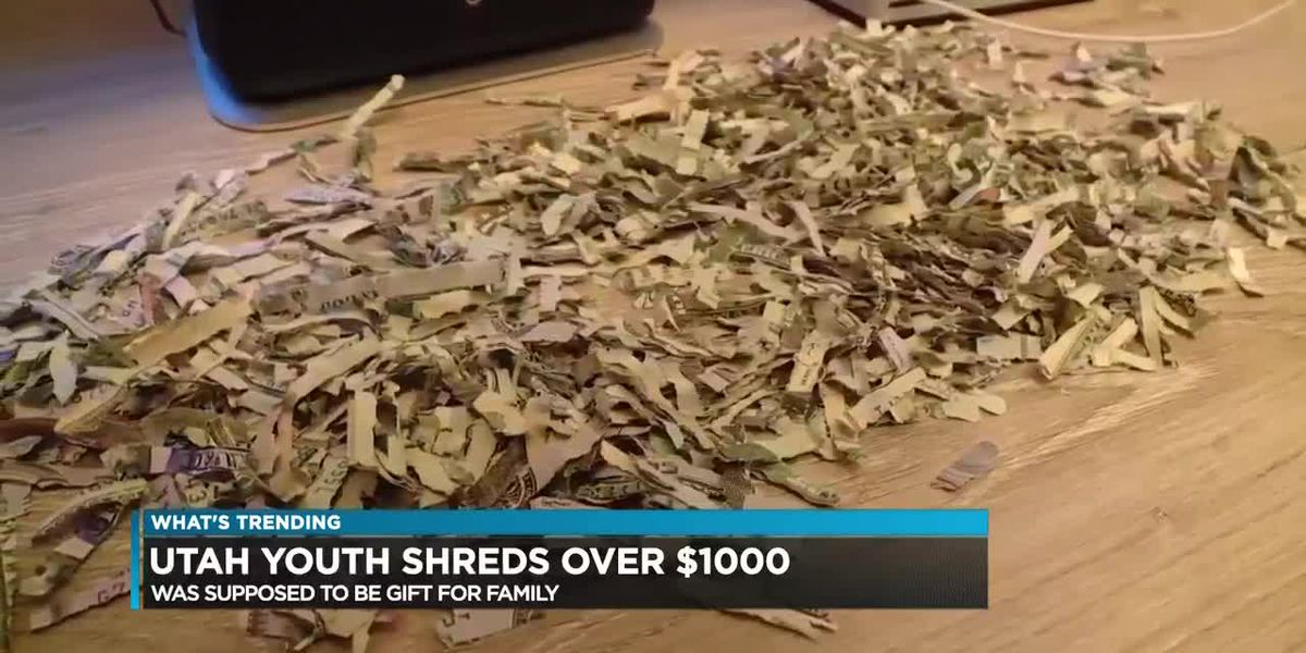 Trending: No changing table in men's room and toddler shreds money