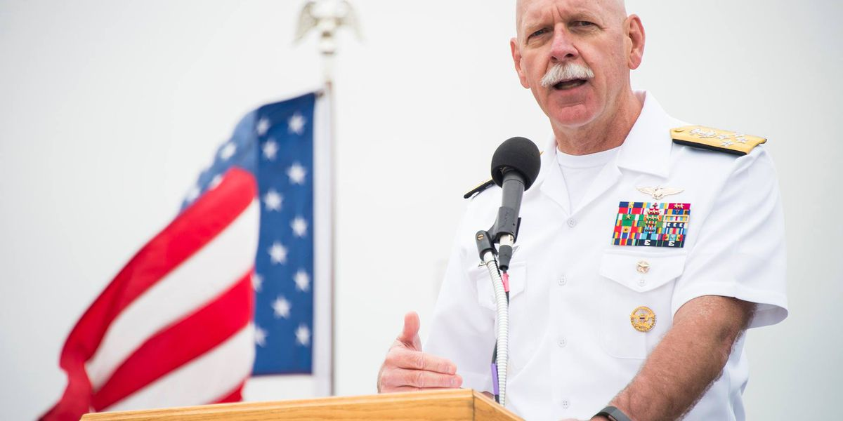 Pacific Fleet commander: I'm ready to obey a Trump nuclear strike order