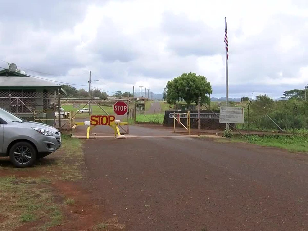Mass testing reveals 46 new COVID cases among Waiawa prison inmates