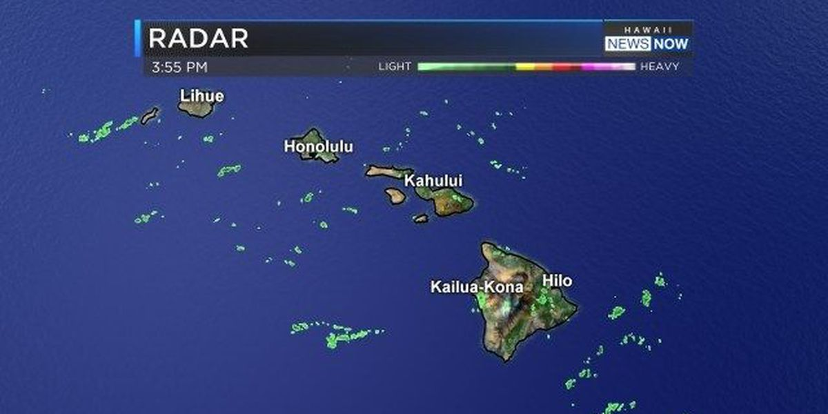 Forecast: Windy and wet weekend possible