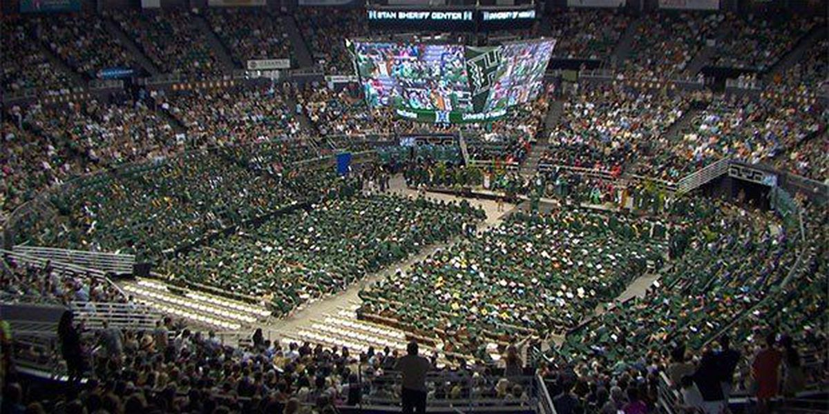 LIST: Dates and times of graduation ceremonies