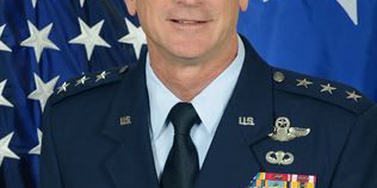 US Air Force in the Pacific gets new top commander