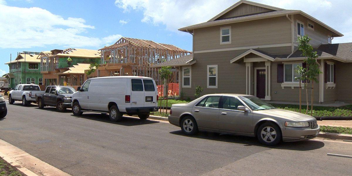 High demand for housing highlighted as buyers scoop up Kapolei homes