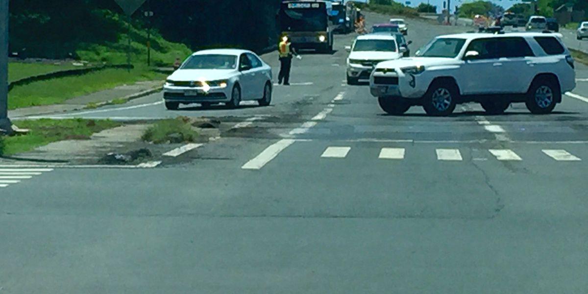 Kamehameha Highway near Pearl Harbor reopened after gas leak repaired