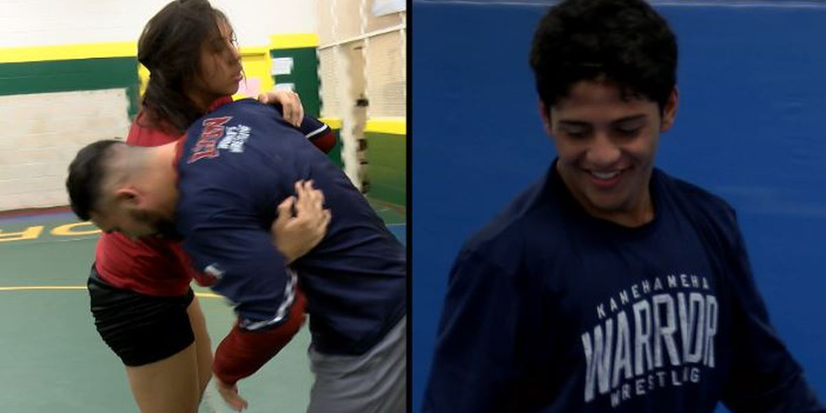 Hawaii's top pound-for-pound wrestlers look to repeat at states