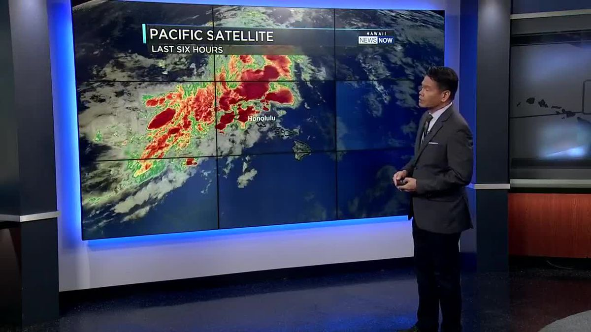 Forecast: Threat of flooding, thunderstorms still up for Kauai and Oahu