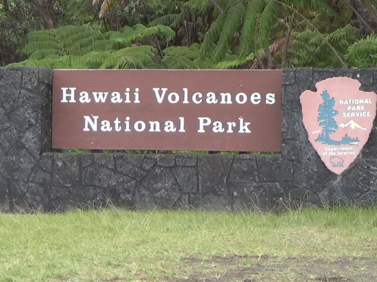 National park visits in Hawaii decline in 2020 amid pandemic