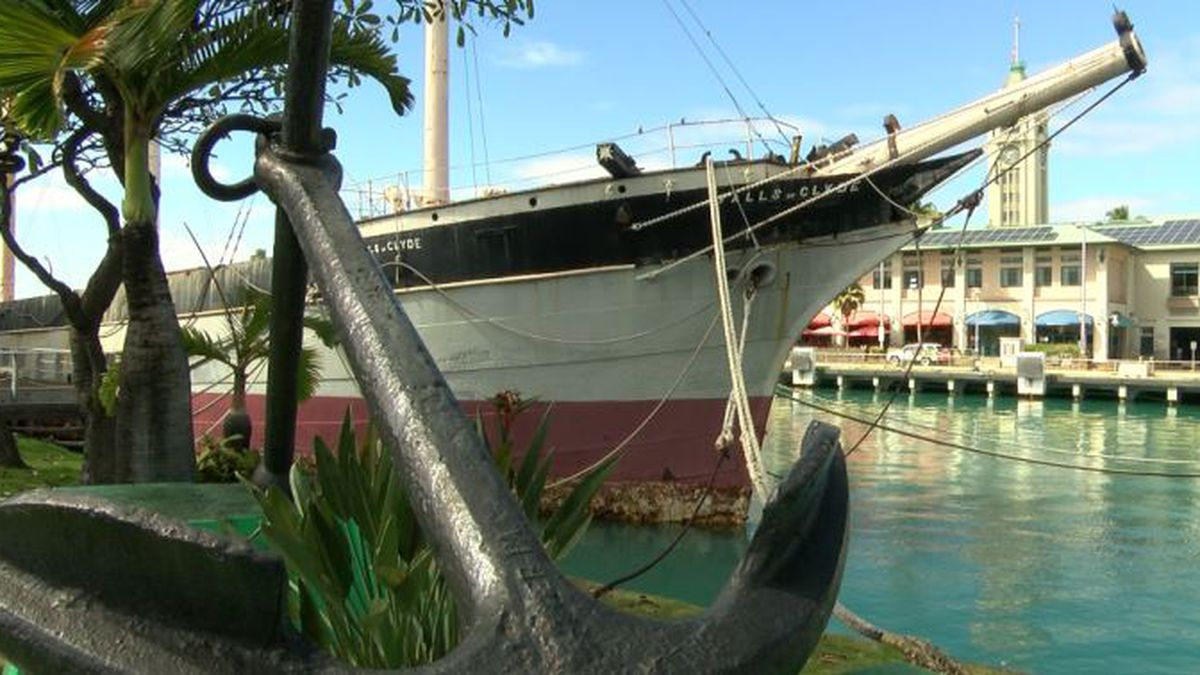 140-year-old ship could be auctioned off after restoration plan falls through