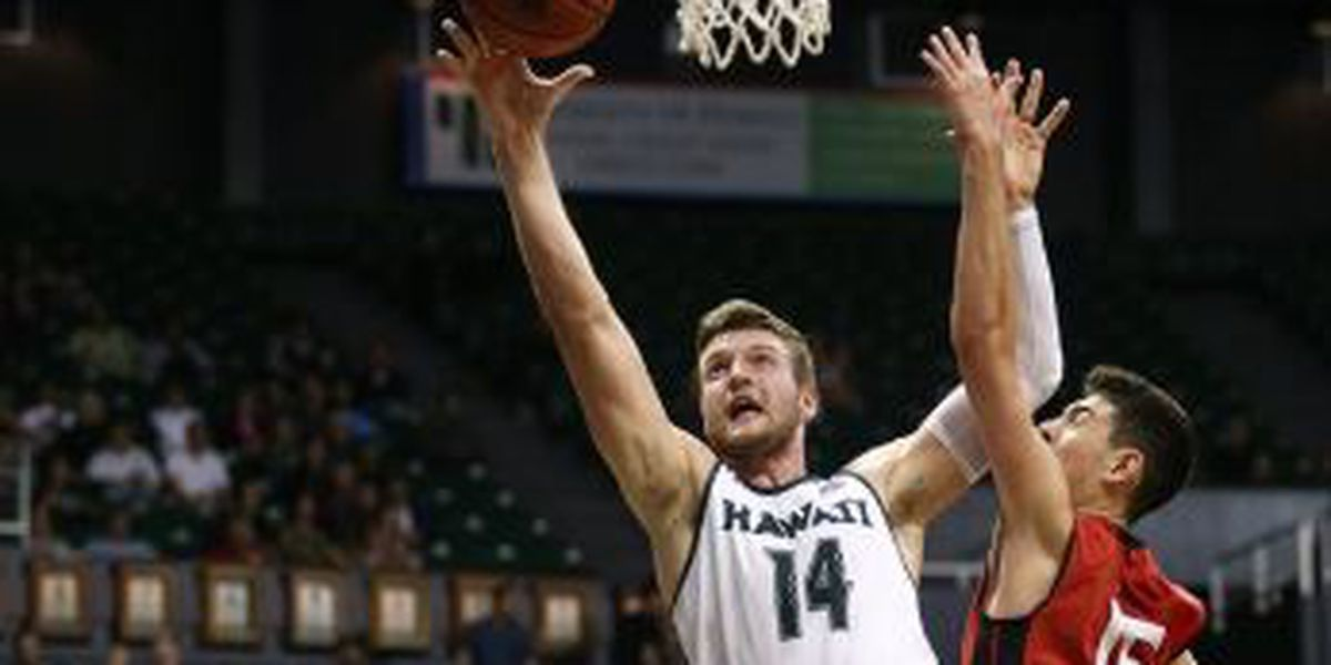 Warriors edge out UH-Hilo, 82-75