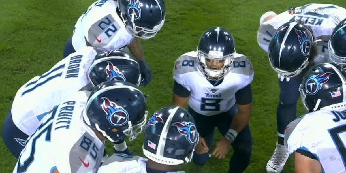 Mariota and Titans fall to Jaguars 20-7 on Thursday Night Football