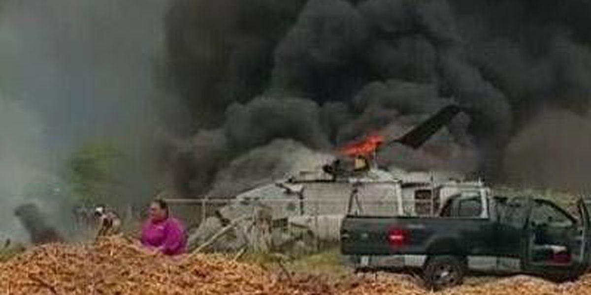 Here's a look at previous crashes in Hawaii involving military aircraft