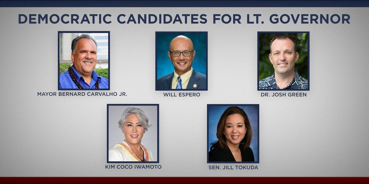 Green wins Democratic primary bid for lieutenant governor