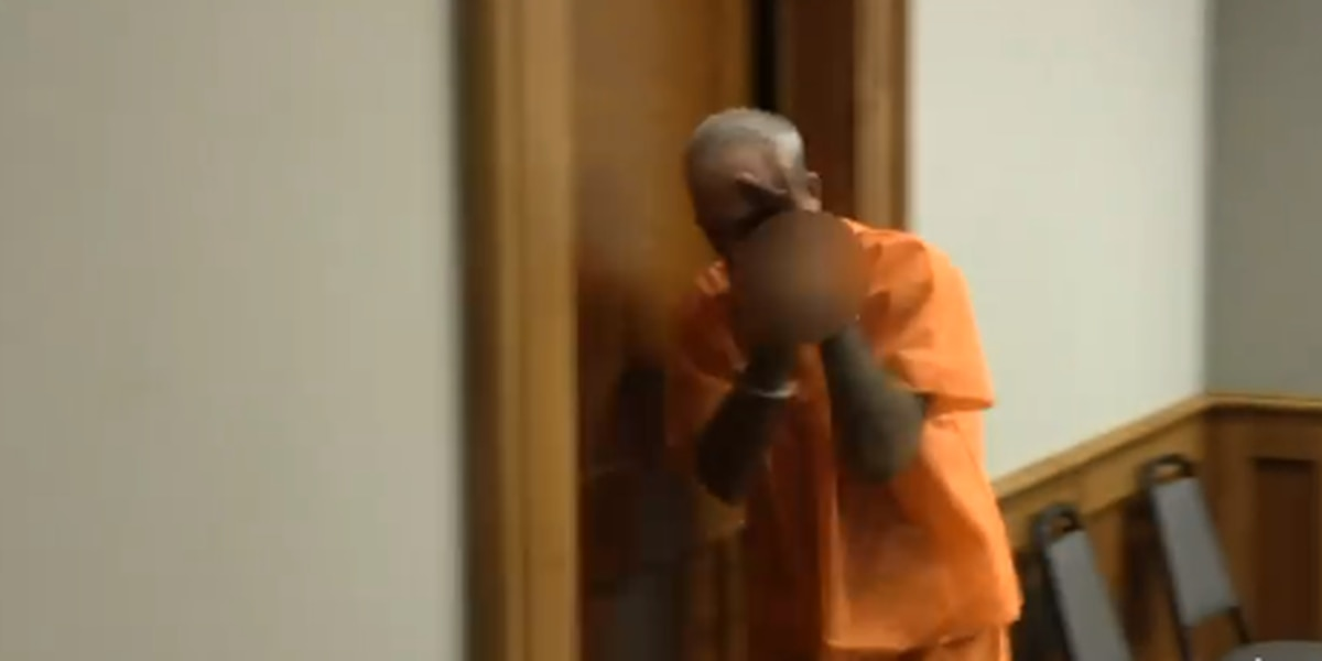 Big Island murder suspect has multiple outbursts in court