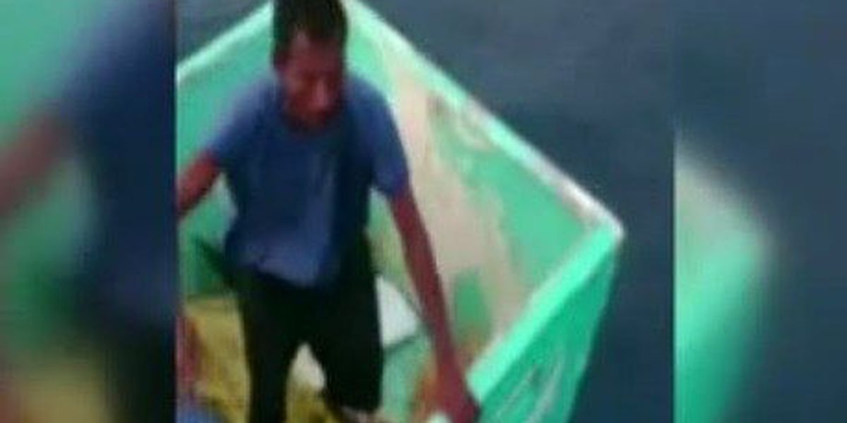 Man rescued after being adrift at sea