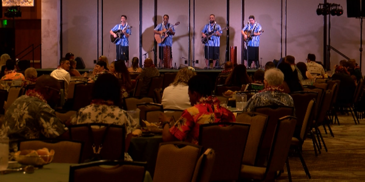 Under loosened restrictions, Hilton Hawaiian Village hosts its first luau in nearly a year