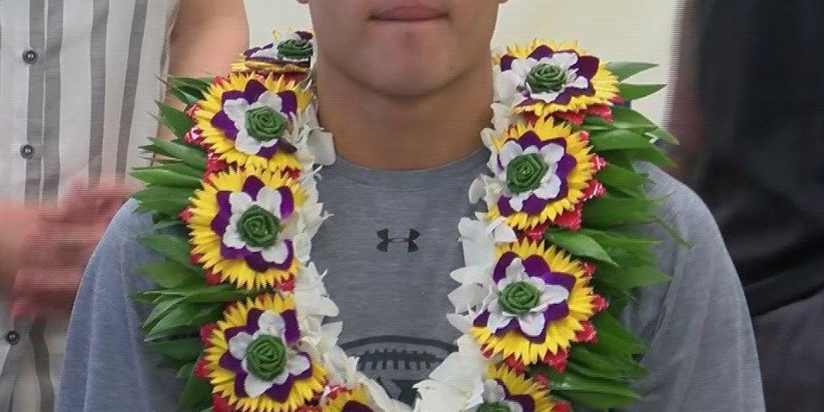 LIVE UPDATES: Early signing day for Rainbow Warrior football team
