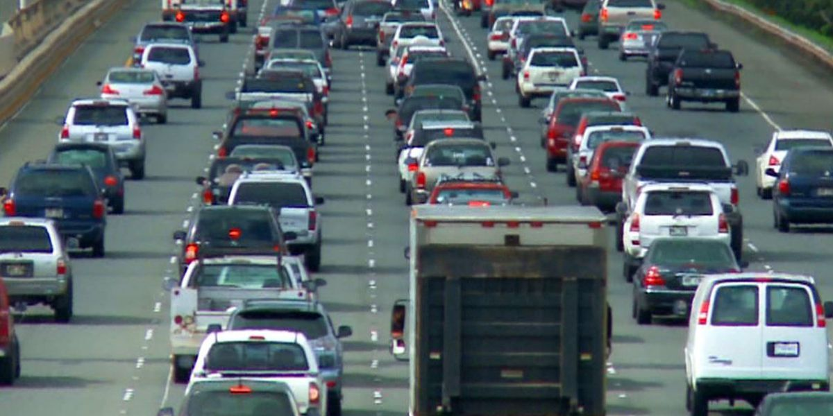 H-1 freeway airport viaduct work continues westbound this weekend