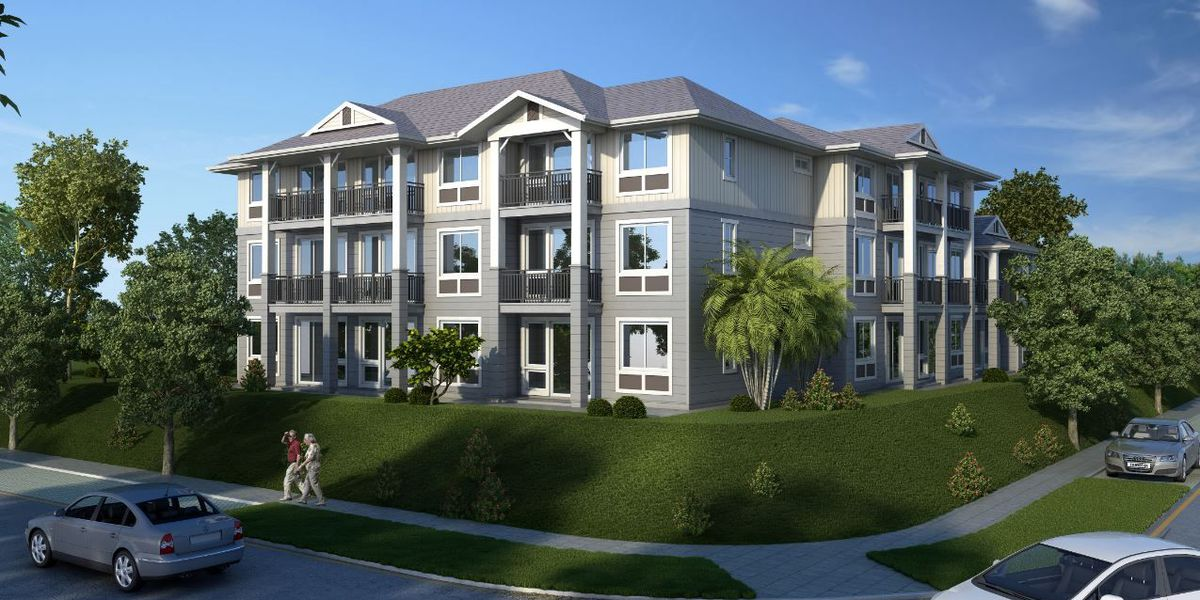 Blessing held for affordable rental developments in Kona