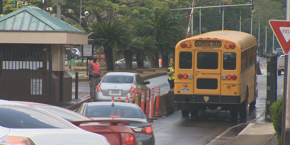 Military housing rentals offered to Hawaii school teachers