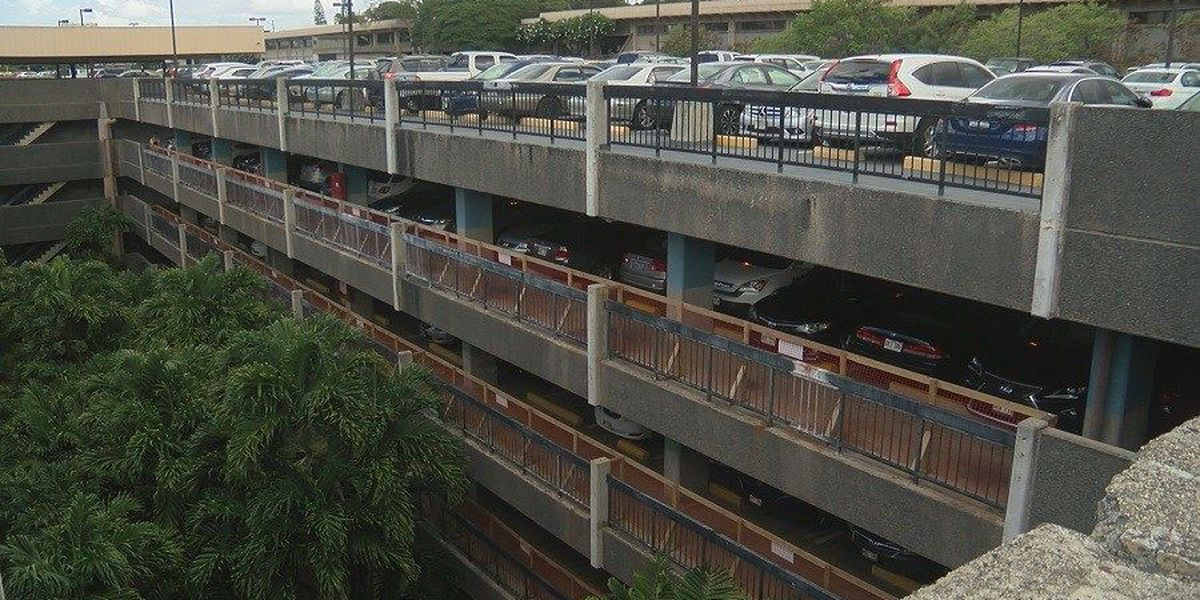 Officials propose raising parking fees at UH-Manoa — but they want your input